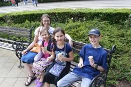 Ice cream break!