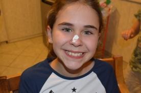 Maryanna on her birthday