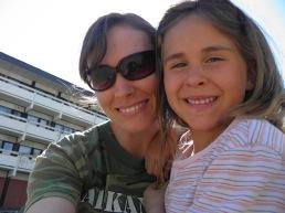 Mommy and Maryanna