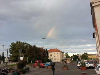 Little bit of a szivárvány (rainbow)